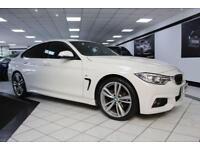 2016 65 BMW 4 SERIES GRAN COUPE 420D M SPORT GRAN COUPE AUTO 190 BHP DIESEL
