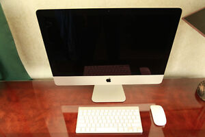 """2014 """"Skinny"""" iMac, 21.5"""" Widescreen. Excellent Condition"""