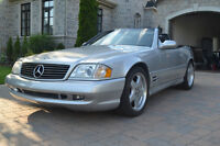 Mercedes-Benz SL500 AMG Décapotable