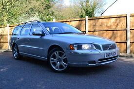 2007 Volvo V70 2.4 Diesel D5 SE Lux £160 A Month £0 Deposit