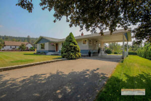 Great Family Home in Heffley on 1.26 acres