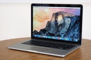 "13"" Early 2015 Macbook Pro"