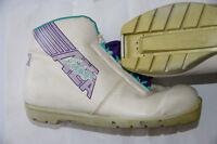 NNN ski boots-bottes ski de fond sz 37 (+- 6.5 women, 5 men)