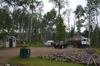 Titled Cabin Lot for Sale at Lac Des Iles - Laumans Landing