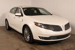 Lincoln MKS Sdn 3.7L AWD 2013
