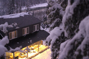 Golden in the Columbia Valley-March break open and 40% Discount