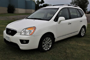 2012 Kia Rondo EX - Heated Seats & Heated Mirrors - No Accidents