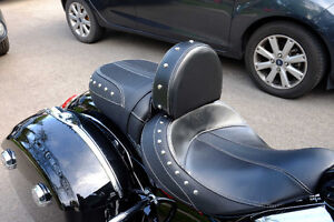 Indian Motorcycle Rider Backrest