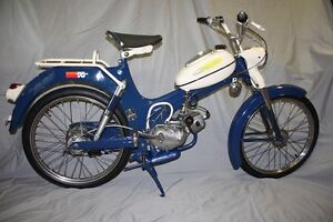 PUCH---ALLSTATE MOPED
