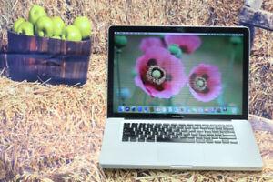 """MacBook Pro 15"""" Mid 2010 – 1TB – Quad Core i7  - Microsoft Offic"""