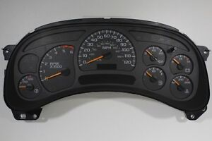 Bord - cluster  GMC , Chevrolet,  Nissan Quest