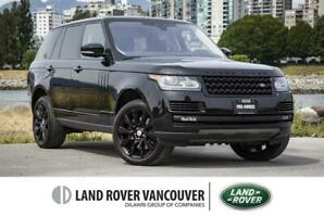 2017 Land Rover Range Rover V8 Supercharged SWB *Certified Pre-Owned 6yr/160,0