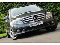 2010 Mercedes-Benz C Class 3.0 C350 CDI BlueEFFICIENCY Sport 4dr