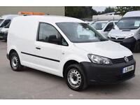 Volkswagen Caddy C20 TDI Panel Van