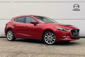 image for 2018 Mazda 3 2.0 Sport Nav 5dr Manual Hatchback Petrol Manual