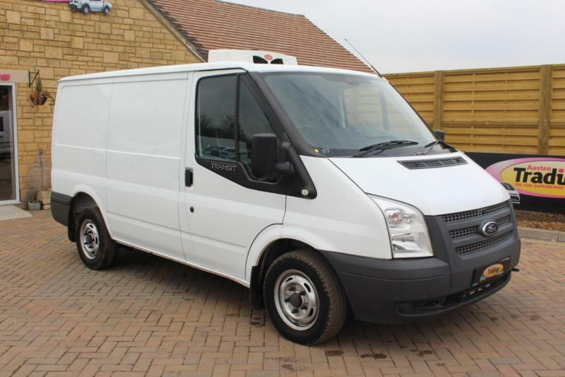 2012 FORD TRANSIT 250 FRIDGE SWB LOW ROOF TDCI 100 REFRIGERATED VAN DIESEL