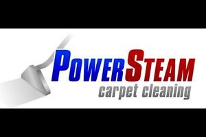 Power Steam Carpet Cleaning 3 Rooms $99