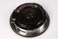 Atomic twin disc clutch with flywheel, mustang 5.0, 4.6