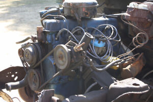 USED - 1979 Ford F250 Truck 300ci -in line 6 cylinder engine