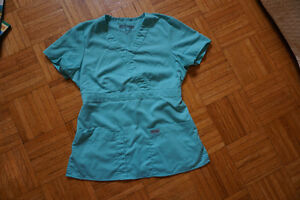 Scrub top -Grey's Anatomy by Barco abc studios brand, Size Small