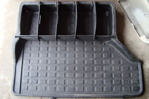 custom made storage mat for 1996 chevy blazer and other piece
