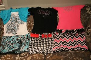 Set of 2 dresses, size 12 girls - $4.00 each or $7.00 for both