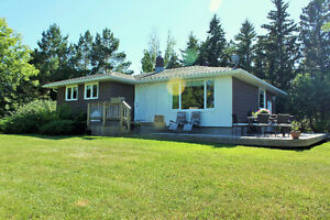 Perfect size, updated acreage, perfect location