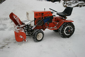 16 HP Tractor/Snow blower/Mower