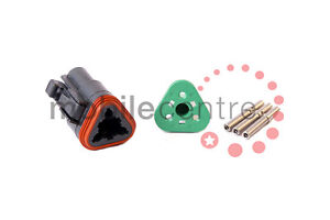 Deutsch-DT-06-3S-plug-W3S-wedgelock-DT06-3S-contacts-for-0-5mm-1-0mm-CSA-wire
