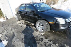 2006 Ford Fusion SEL V6 Cuir Berline