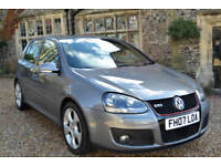 Volkswagen GOLF GTI TURBO, 60K MILES, FULL S/HISTORY, NEW MOT