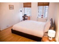 Double room in Baker Street- newly refurbished flat