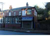 COMMERCIAL UNIT: Mill Hill Road, Pontefract
