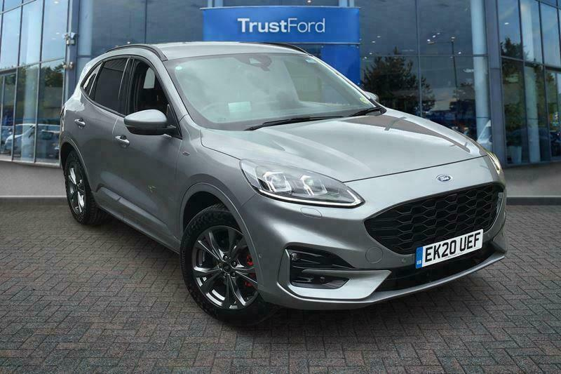 2020 Ford Kuga 1.5 EcoBlue ST-Line First Edition 5dr, POWER TAILGATE BOOT, REVER