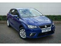 2018 SEAT Ibiza 1.0 SE 5dr Hatchback Manual Hatchback Petrol Manual