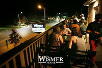 The Wismer House is HIRING!!!!!!