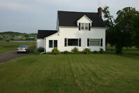 House for sale - beautiful country living in Ste-Marie-de-Kent