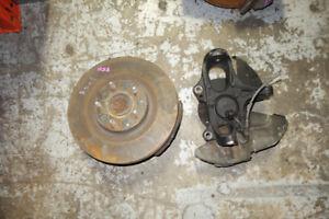 JDM Mazda RX8 SE3P Front Spindles Hubs Bearings 2004-2008