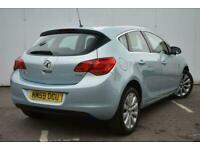 2010 Vauxhall Astra 1.6i 16V SE 5dr Hatchback Hatchback Petrol Manual