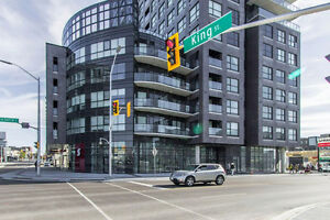 2Bdrm + Den Condo, 1 Victoria, Downtown Kitchener Kitchener / Waterloo Kitchener Area image 1