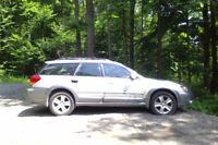2005 Subaru Outback 3.0 Familiale