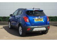 2014 Vauxhall Mokka 1.6i SE 5dr Hatchback Manual Hatchback Petrol Manual