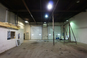 Industrial Warehouse Bay for Lease