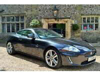 Jaguar XK 5.0 Portfoilio Auto 2011, 96K MILES, FULL JAG HISTORY, NEW MOT,2 OWNER
