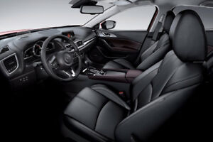 2015 Mazda-3. GT.  LIMITED-HATCH. wooow NAVIGATION  LEATHER LowK