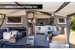 Hard Floor Forward Fold Camper. DARWIN 4WD, BOATING & CAMPING EXP Canning Vale Canning Area Preview