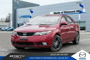 2010 Kia Forte 2.4L SX SUNROOF*POWER GROUP*VALUE PRICED