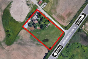LAND FOR SALE - 2.30 Acres - Oakville, ON