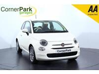2016 FIAT 500 POP STAR HATCHBACK PETROL