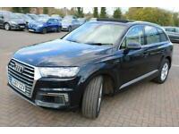 2017 Audi Q7 3.0 TDI 17.3kWh e-tron Tiptronic quattro (s/s) 5dr SUV Hybrid – Die